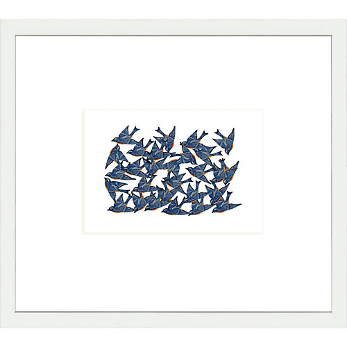 Kim Smith, Blue Bird Stickers