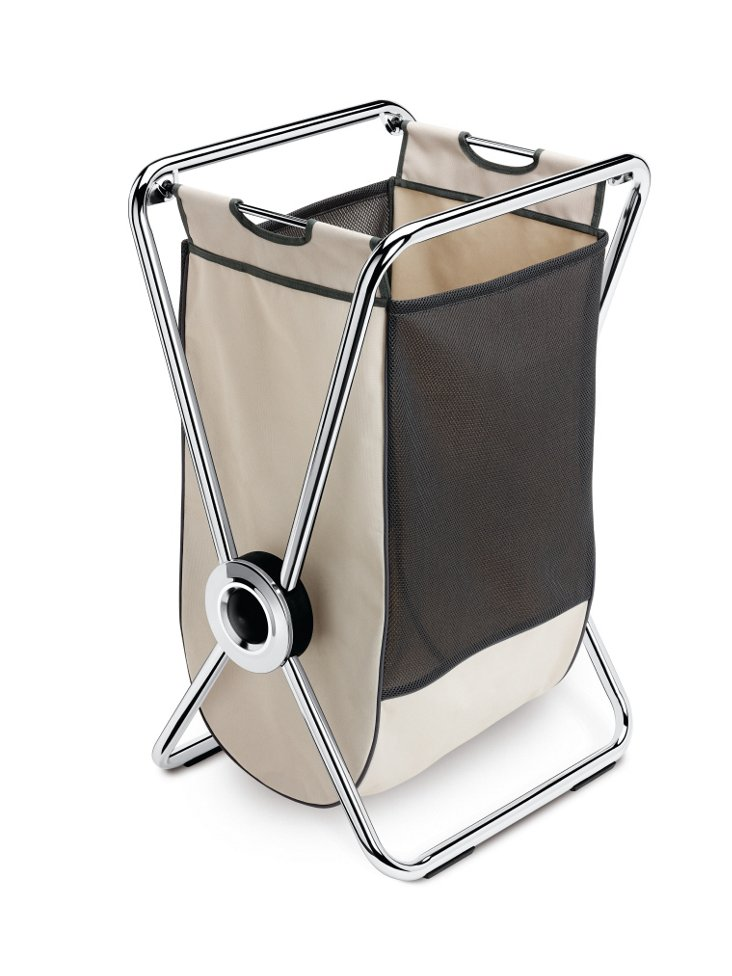 X-Frame Laundry Hamper, Single