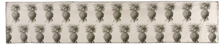 Pineapple Table Runner