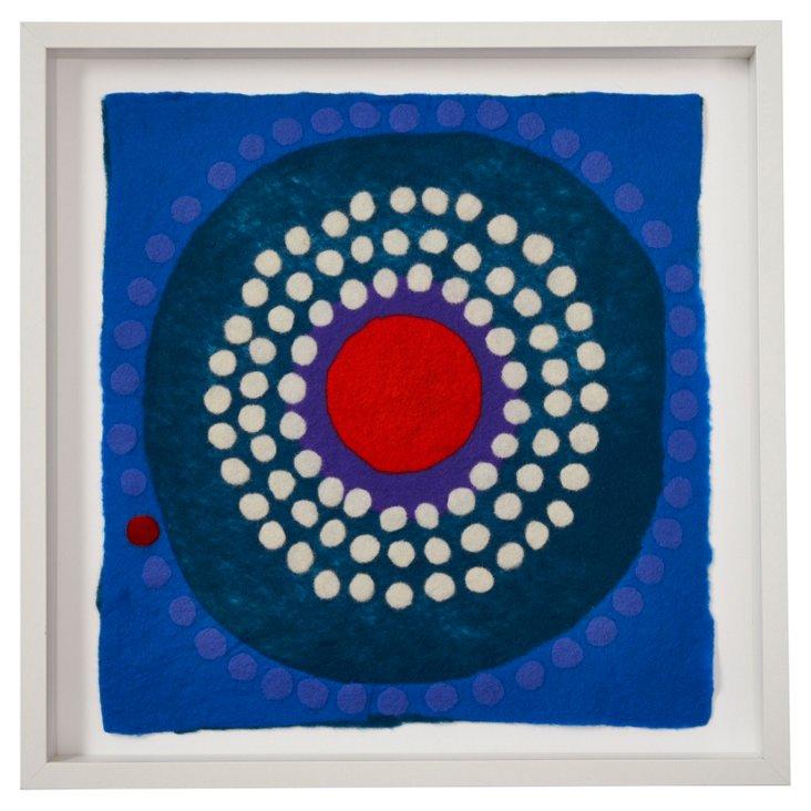 Maryanne Quinn, White Circle Dots