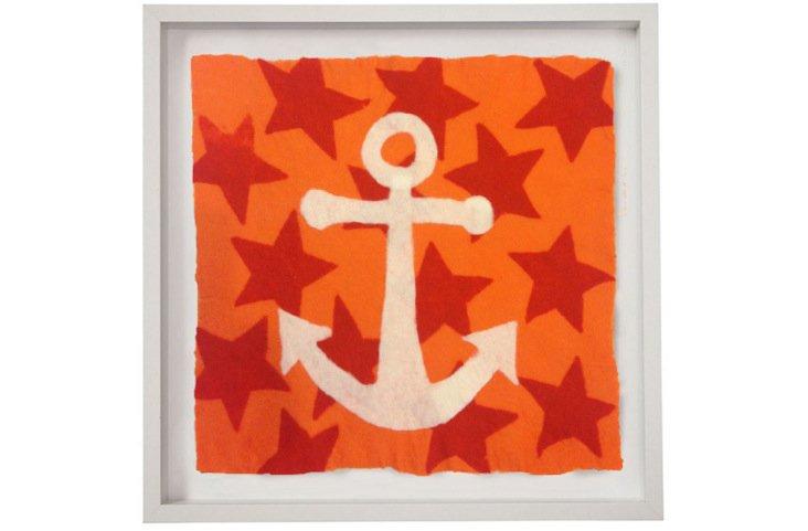 Maryanne Quinn, Anchor on Orange Stars