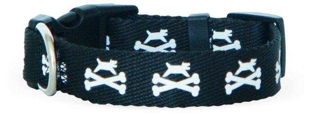 Dog and Crossbones Collar