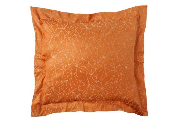 Klee Euro Sham, Orange