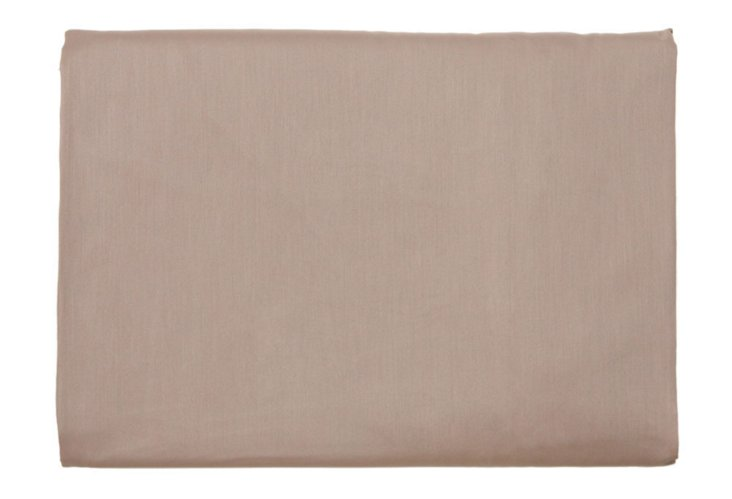 Cal-King Klee Fitted Sheet, Taupe