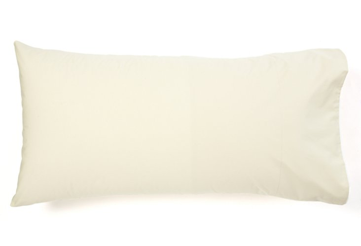 Om Pillowcase, Beige