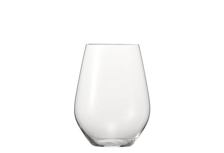S/4 Authentis Casual Bordeaux Glasses