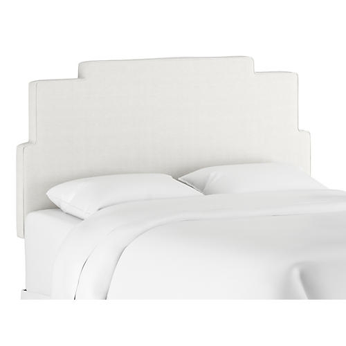 Paxton Headboard, White