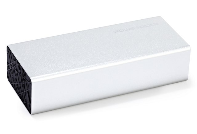 Rose Stone Extended Battery, Silver