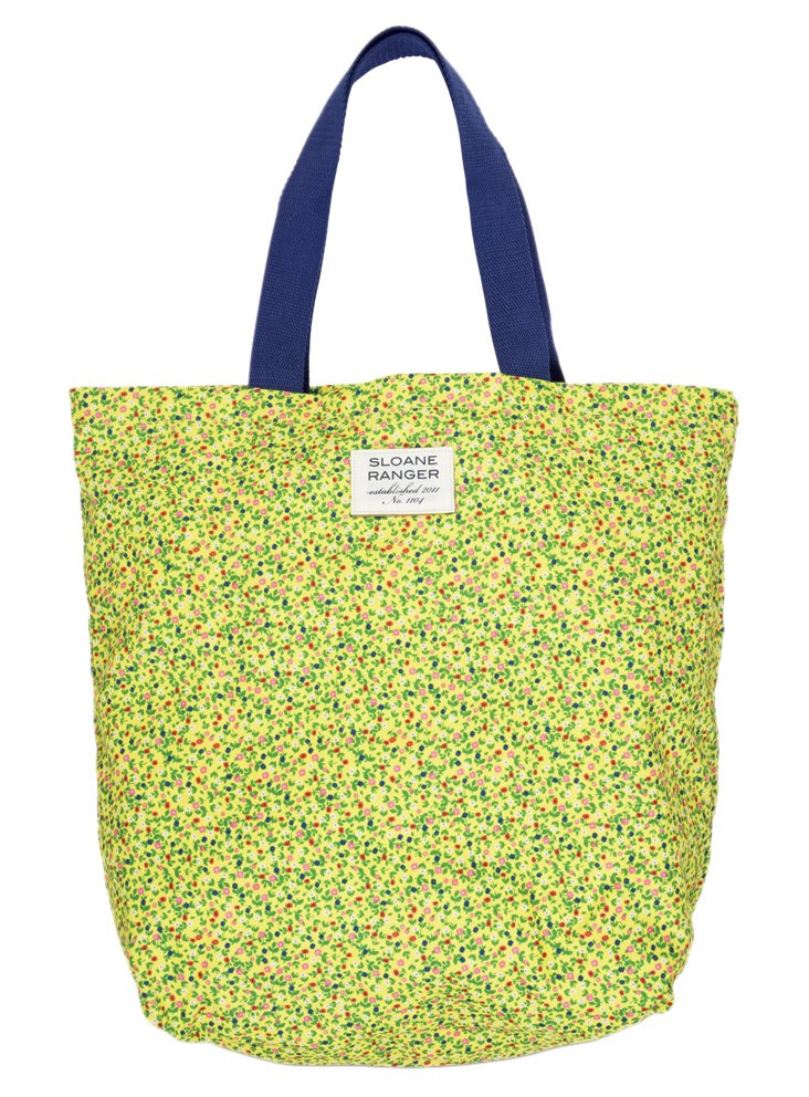 Mini Carry All Tote, Floral