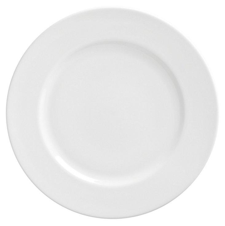 S/6 Porcelain Salad Plates