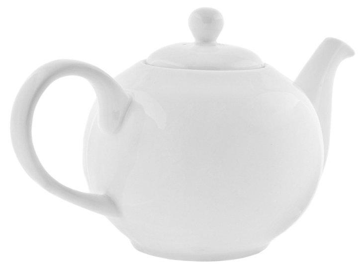 Classic Porcelain Teapot