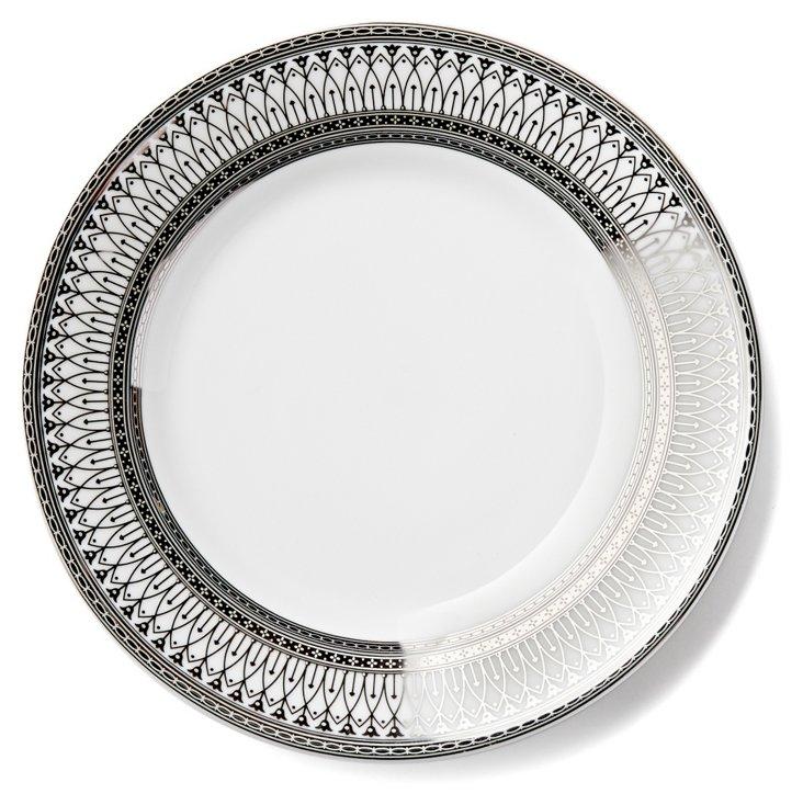 S/6 Iriana Bread Plates, Silver