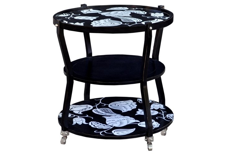DNU - Bleeker Side Table, Black
