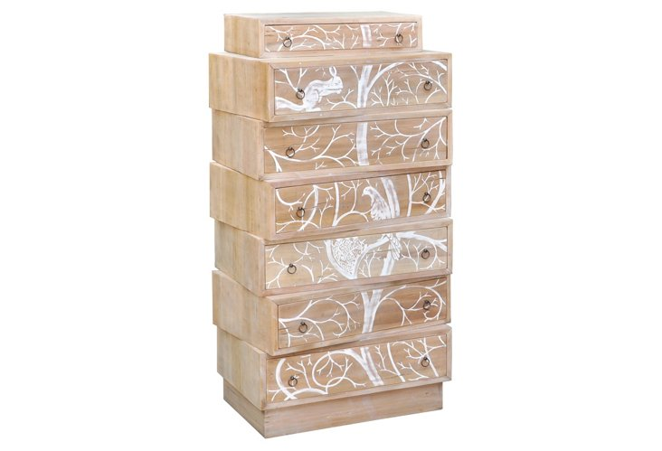 Montgomery Stacked Drawers
