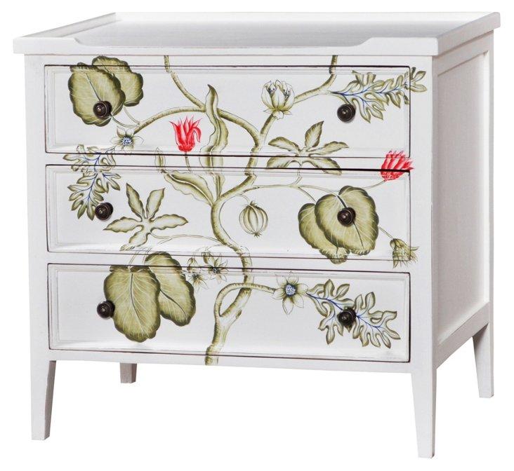 Pimlico Dresser, White