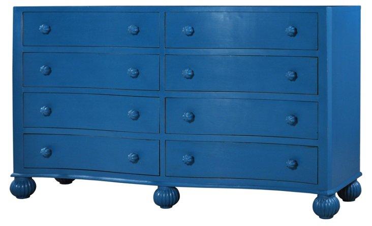 Turing 8-Drawer Dresser, Santana Blue