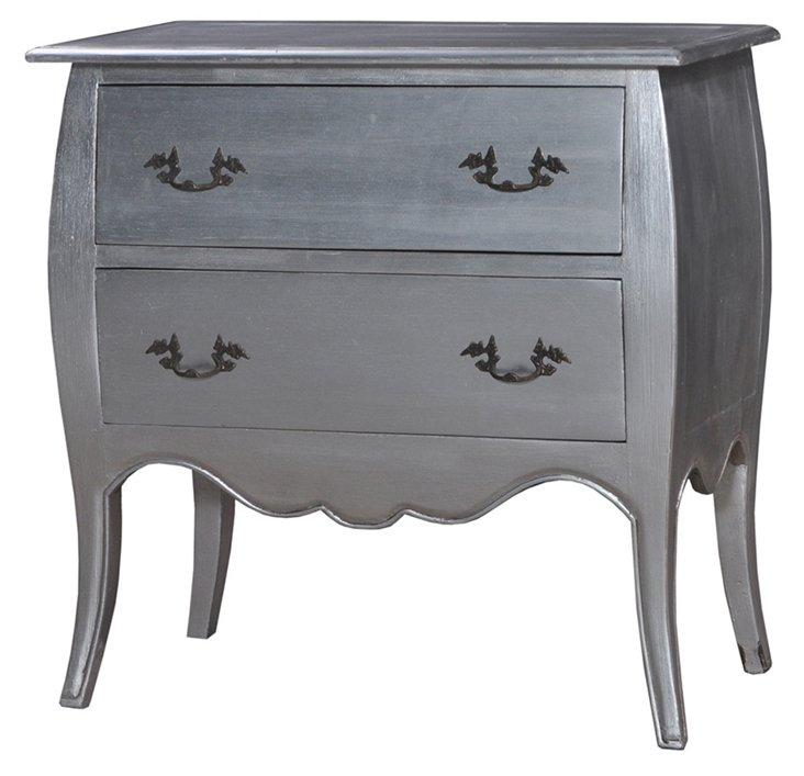 Caroline Dresser, Silver