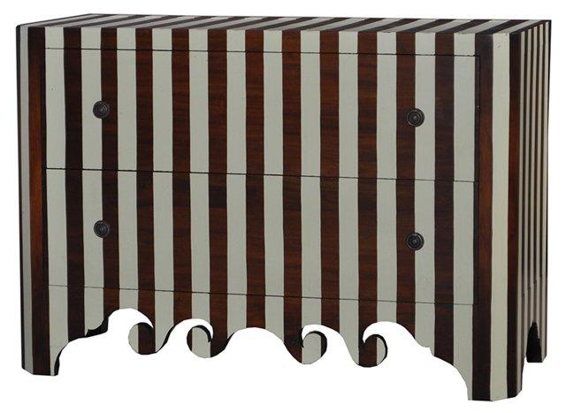 Welton Dresser, Brown/Gray