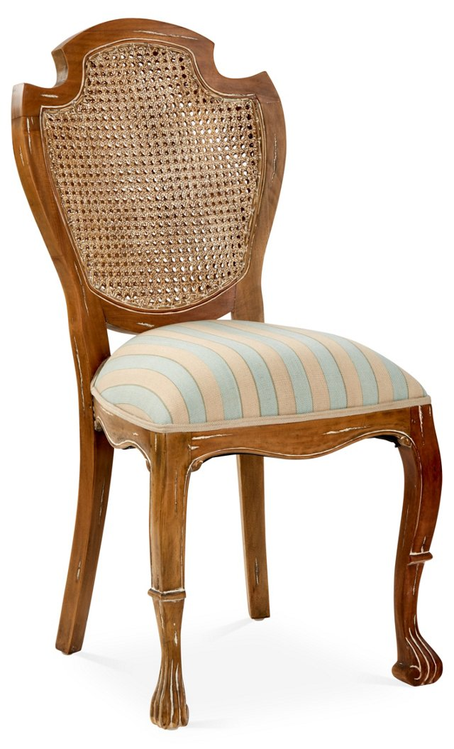 Nelson Dining Chair, Honey