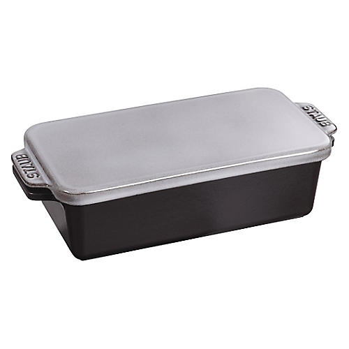 1.5 Qt Loaf Pan, Graphite