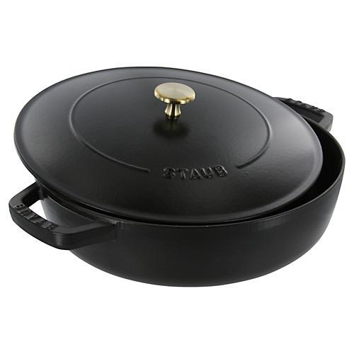 2.75 qt Sauté Pan, Black
