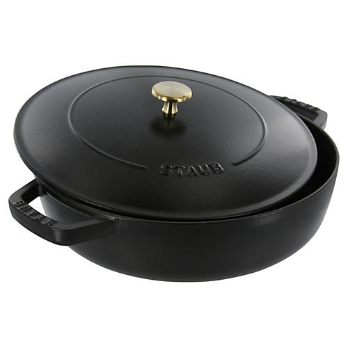 2.75 qt Sauté Pan, Black