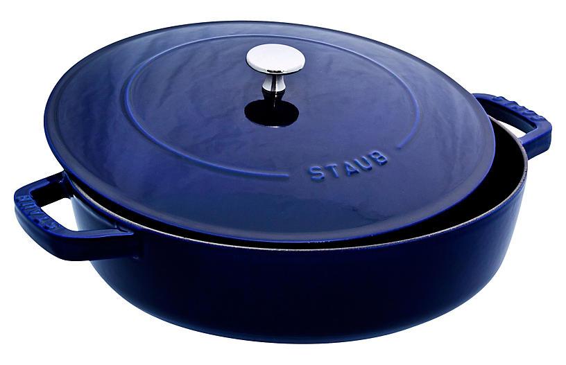 Sauté Pan, Blue