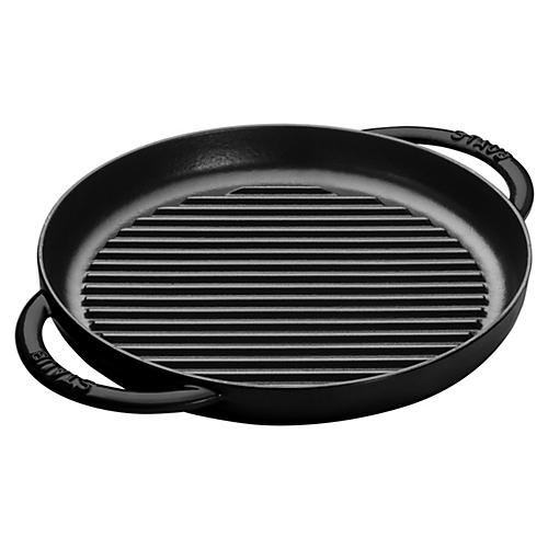 Double Handle Pure Grill, Black