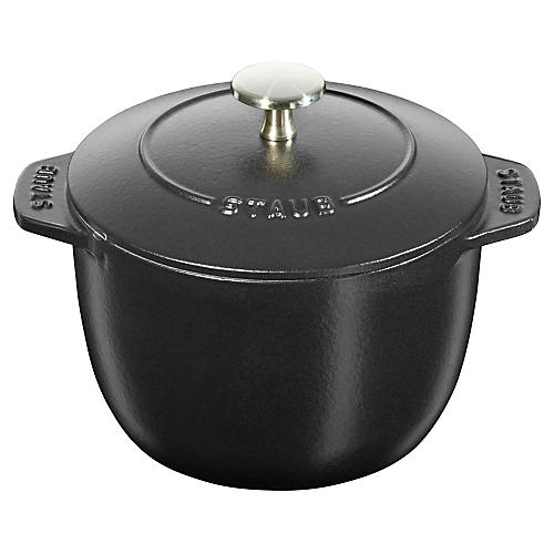 Petite French Oven, Matte Black