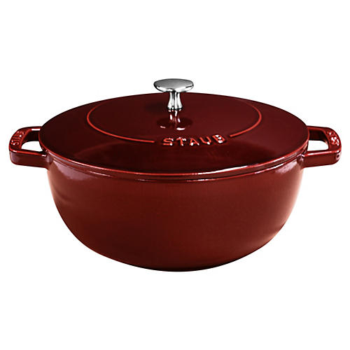 4 qt Essential French Oven, Grenadine