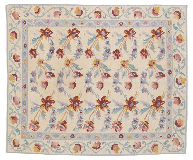 8' x 10' Camila Rug, Parchment/Multi