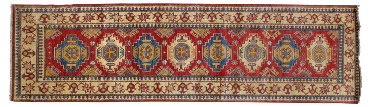 "2'9"" x 9'10"" Helena Runner, Red/Multi"