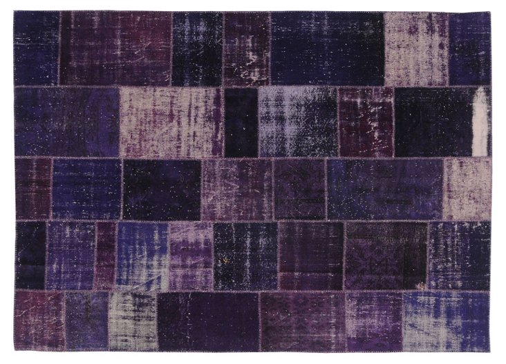 "8'3""x11'7"" Sheela Rug, Purple"