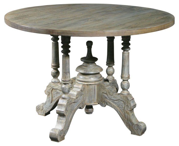 Eloise Round Dining Table