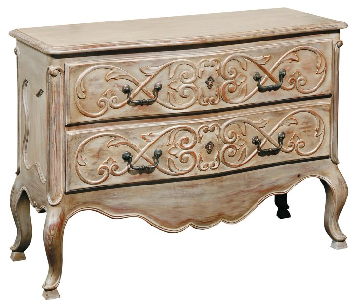 Claire 2-Drawer Chest