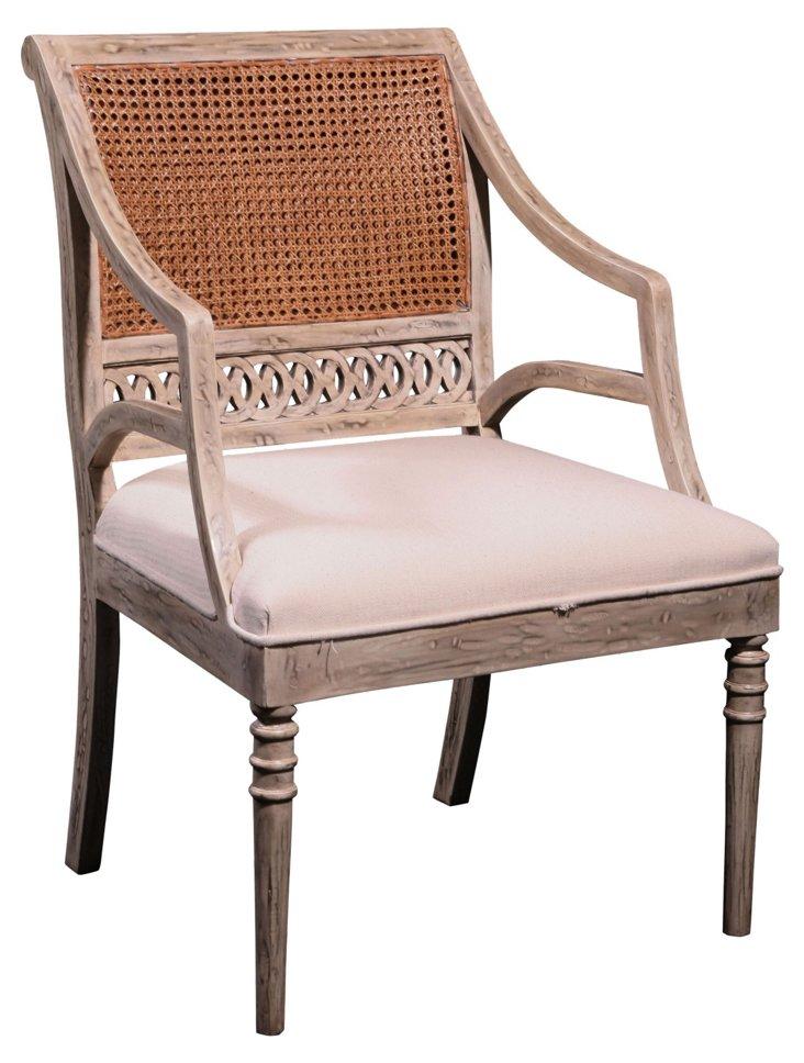 Edwidge Chair, Almond