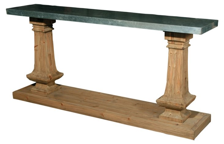 Baluster Console