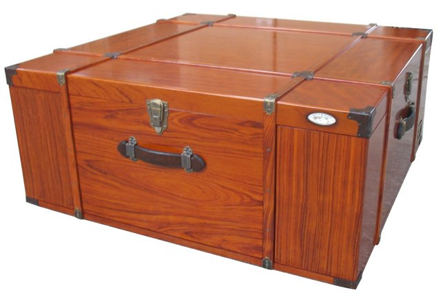 Barbade Square Trunk