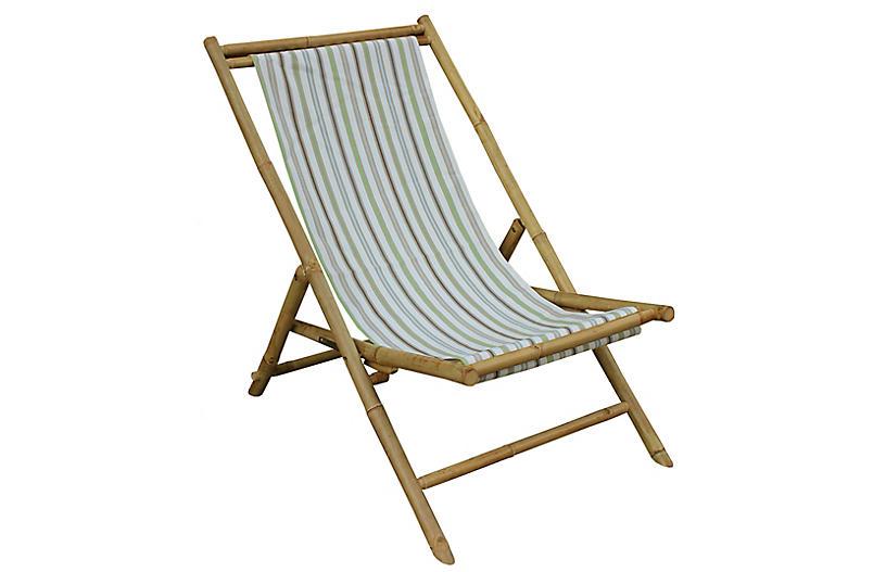 Beachboo Lounge Chair - Green