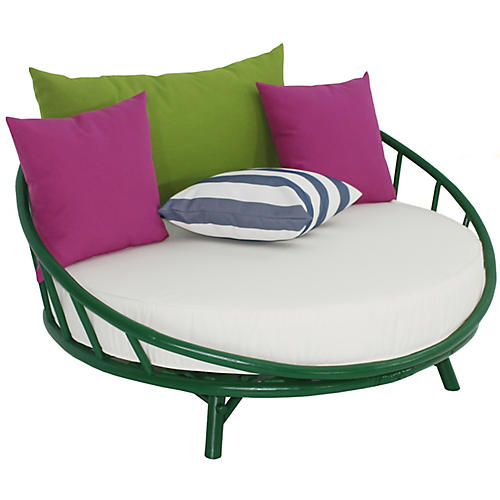 Rattana Daybed, Green