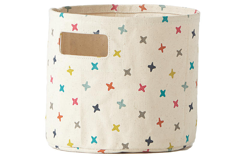 Rainbow Jacks Kids' Storage, Beige/Multi