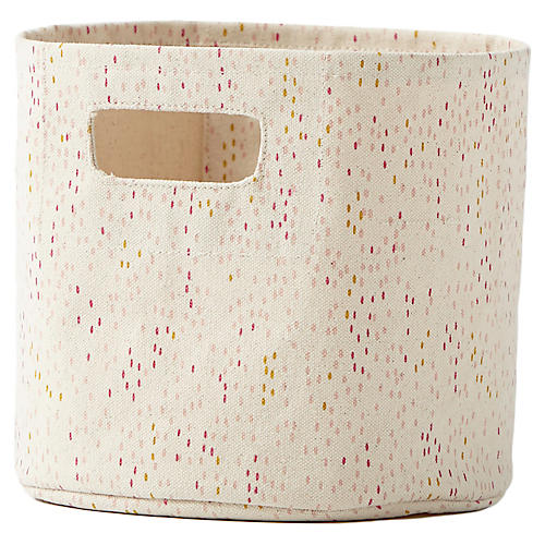 Showers Kids' Mini Storage, Pink