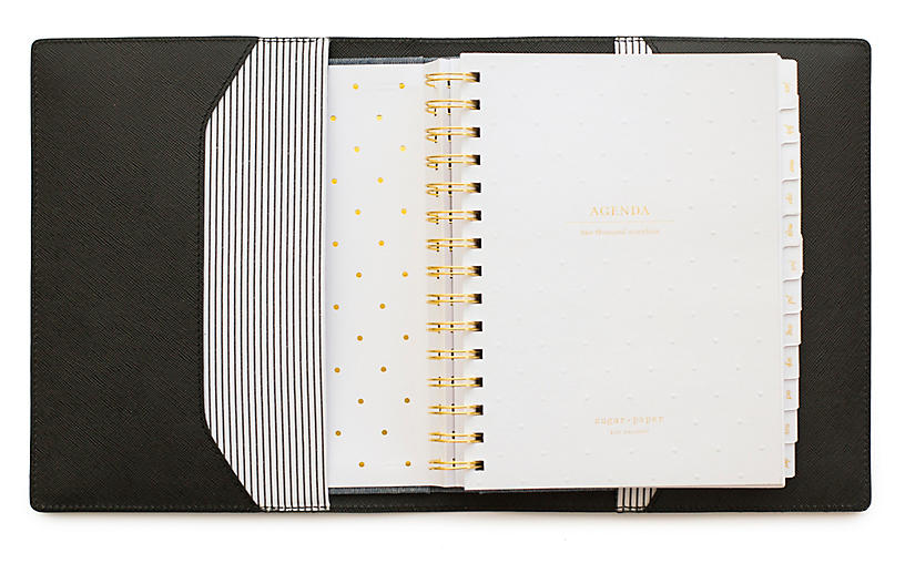 Sierra Agenda with Cover