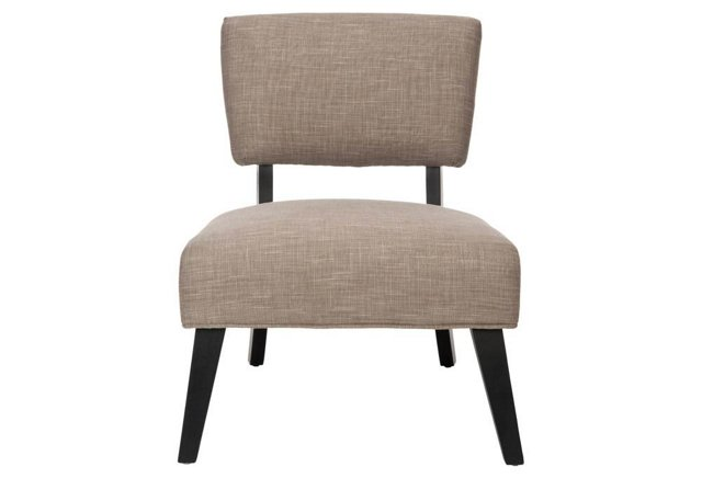 Riley Side Chair, Smoke