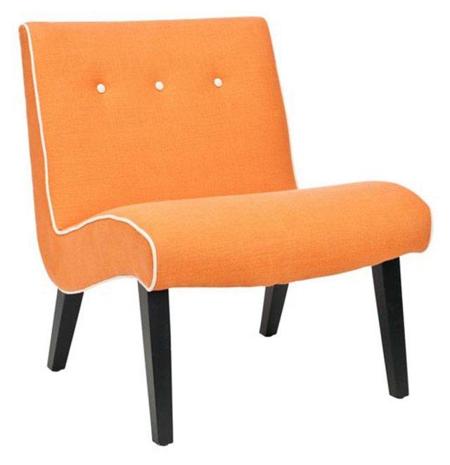 Maxwell Chair, Orange