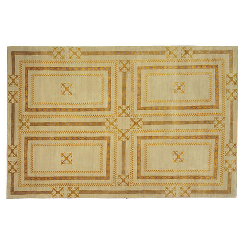 Thomas O'Brien Dufour Rug, Cream