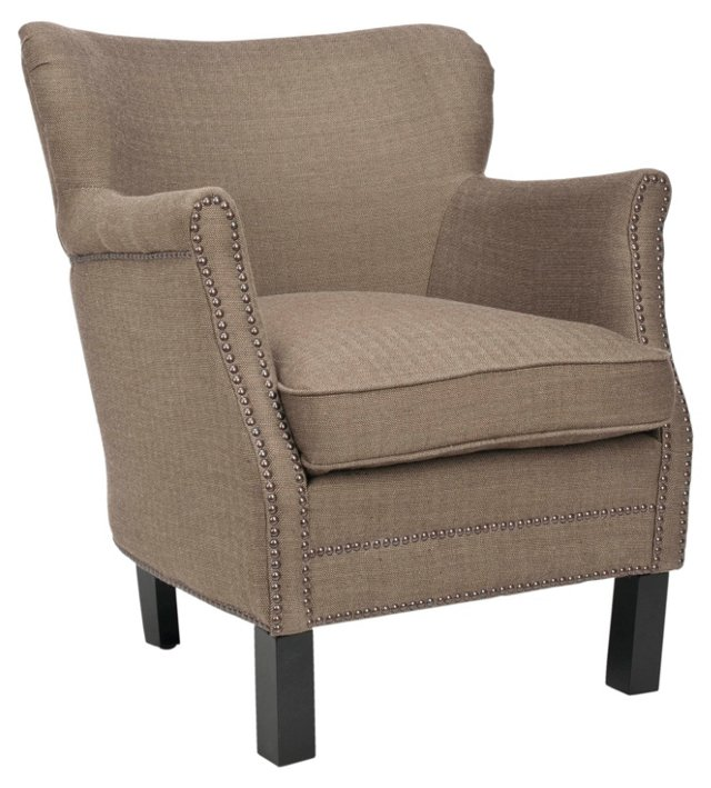 Petite Cove Chair, Dark Khaki