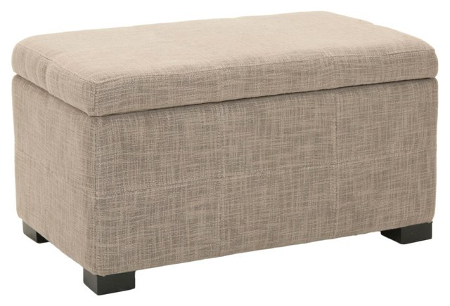 Charlotte Storage Bench, Small