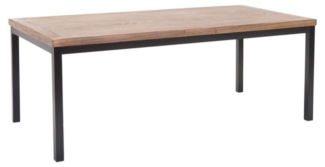 Sawyer Coffee Table, Natural