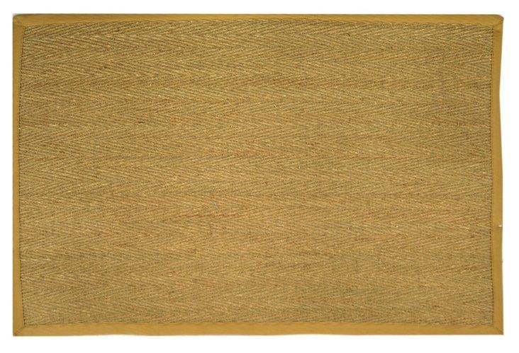 Cobain Sea Grass Rug, Tan